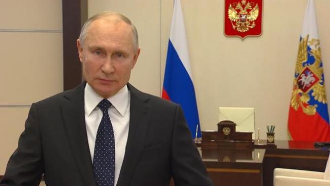 Путин сможет присутствовать на ПМЭФ-2021