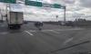 КАД стоит в пробках: на дороге разворотило деформационный шов