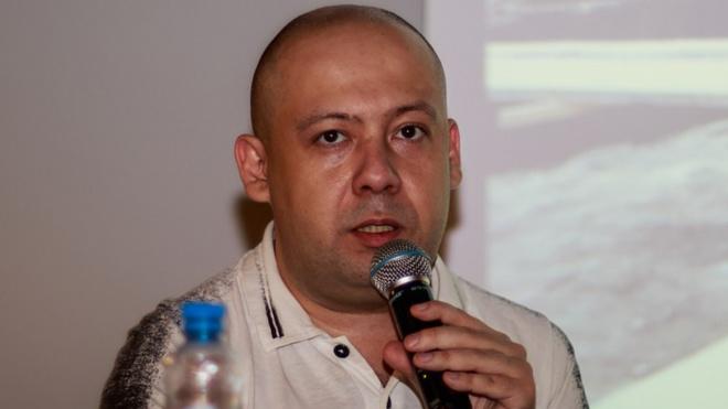 """Алексей Герман-младший не сможет возобновить съемки фильма """"Воздух"""""""