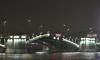 В ночь на четверг Сампсониевский мост удивит рассеянных водителей