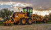 В Тихвине на промплощадке угнали трактор