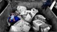 В Кузбассе бомж в мусорном контейнере нашел мертвого ...