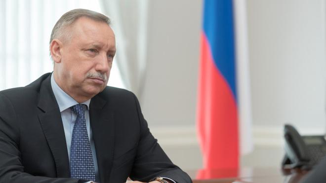 Беглов пообещал петербуржцам наказать недобросовестных застройщиков