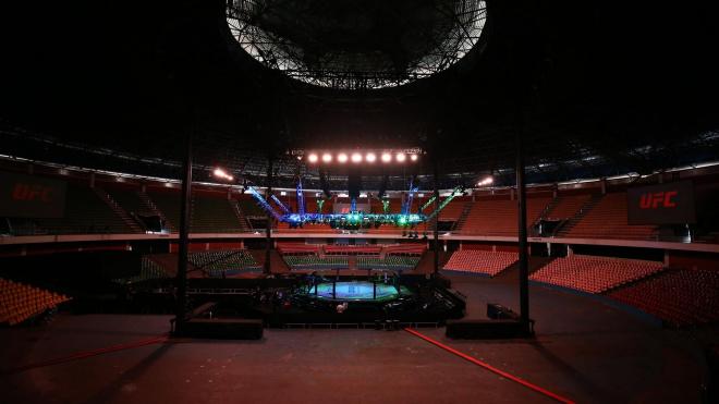 Турнир UFC 249, в рамках которого должны были встретиться Нурмагомедов и Фергюсон, отменен