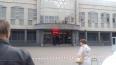 С автовокзала на Обводном канале эвакуировали посетителе...