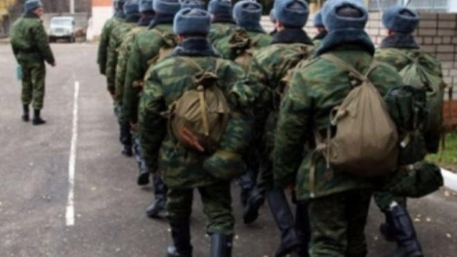 Этой осенью новобранцы отправятся в войска без военной формы