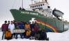 Арестованных активистов Greenpeace переводят в Петербург