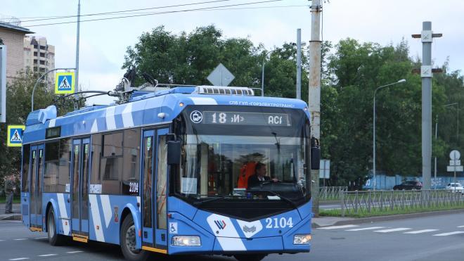 Электробус №18 перевез 4 млн пассажиров за два года