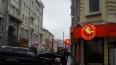 В Петербурге горел ресторан на Загородном проспекте