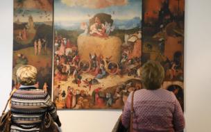 """Выставка """"Босх и Брейгель. Мистические образы и тайны"""""""