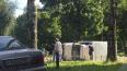 Фото: дорогой BMW перевернул грузовик на Костромском ...