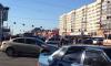 На углу Бухарестской и проспекта Славы не работает светофор