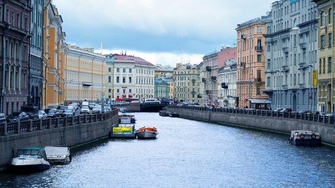 Погоду в Петербурге 11 ноября будет формировать циклонический вихрь