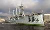 """Военная делегация из Китая посетила крейсер """"Аврора"""""""