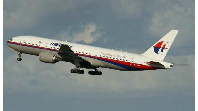 На Украине потерпел крушение малазийский Boeing