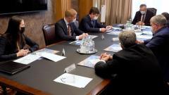 """Губернатор Ленобласти обсудил с """"Невским экологическим оператором"""" критерии выбора площадок глубокой переработки отходов"""