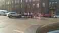 На 1-ой Красноармейской улице бежевая иномарка сбила ...