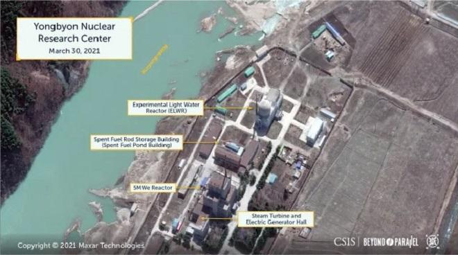 В США обратили внимание на активность на ядерном объекте КНДР