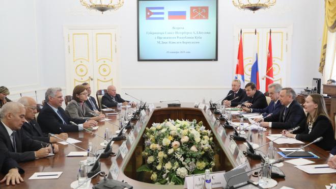 В кубинской столице пройдут дни Петербурга с русскими концертами