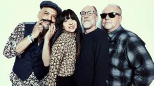 Концерт группы Pixies