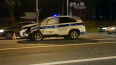 В Москве полицейский внедорожник попал в массовое ...