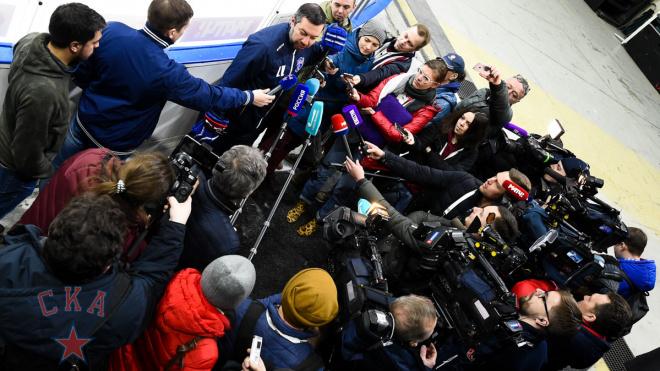 Илья Воробьев надеется на восстановление Павла Дацюка к матчу против ЦСКА