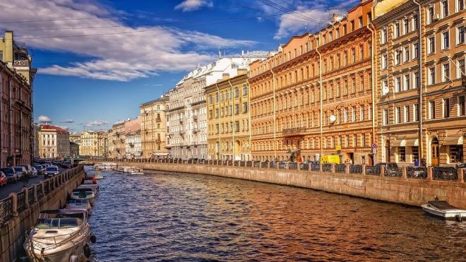 В Петербурге усиливается жара