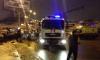 В ДТП на Лиговском девушка стала заложницей перевернувшейся машины