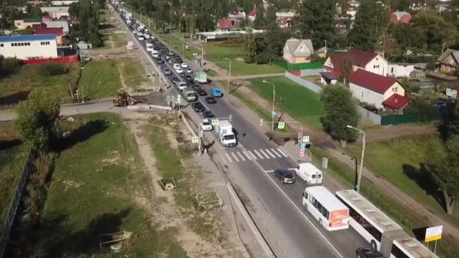 На реконструкцию Лиговского путепровода выделили 1 млрд из федерального бюджета