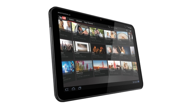 Motorola хорошо заработала на планшете Xoom, а Samsung - на Galaxy S2