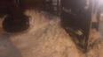 """На Народной улице снегоуборочный трактор """"прилег"""" ..."""