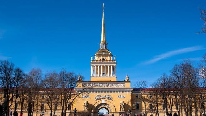 В четверг в Петербурге вновь разыграется хорошая погода