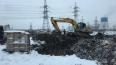 В Ленобласти незаконная свалка продолжает загрязнять ...
