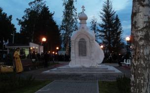 На Ладоге открыли часовню в память о погибших в ВОВ