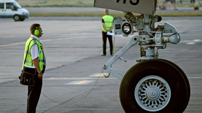 Изуродованный труп бразильского нелегала найден в шасси французского самолета