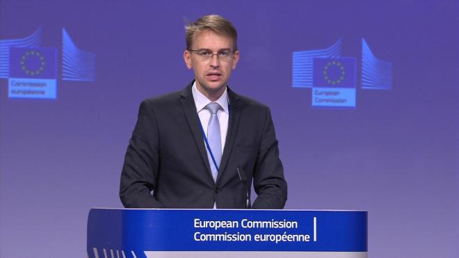 """Евросоюз не может помешать строить """"Северный поток — 2"""""""