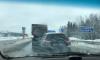 """В Петербурге трасса """"Скандинавия"""" собрала пробку в 9 километров"""