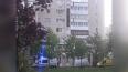 На Вербной улице из окна многоэтажки выпал человек