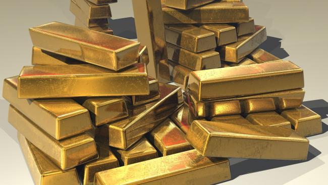 Россия в 2020 году на 0,98% сократила производство золота