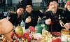 Казаки обшарят магазины Петербурга в поисках шпрот, хамона и пармезана