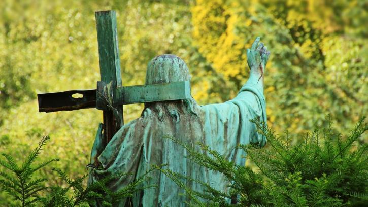 Мемориальный сквер может появиться на Митрофаньевском кладбище в Петербурге
