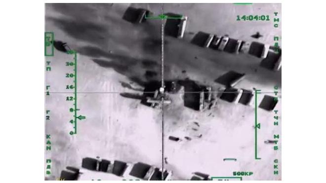 Турция не смогла скрыть от Минобороны РФ 12 тысяч бензовозов на границе с Ираком