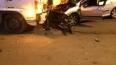 Водитель легковушки погиб, столкнувшись с мусоровозом ...