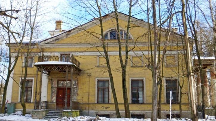 Исторический парк около усадьбы Орловых-Денисовых восстановят к 2019 году