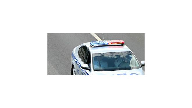 Элиста: 47 летняя автоледи без прав протаранила полицейскую машину