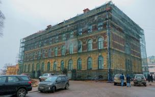 Ремонт кровли в выборгской школе №7 приостановили