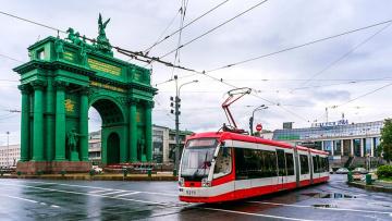 В Петербурге закупят новые трамваи почти на 2 млрд. рублей