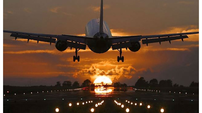 ЧП в Казани: у самолета отказали шасси
