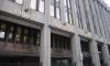 Мужчина поджёг себя у здания Совета Федерации в Москве