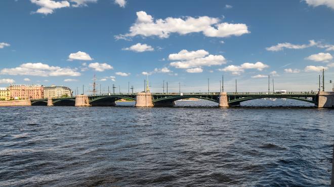 Биржевой мост могут закрыть с июля 2020 по октябрь 2023 года